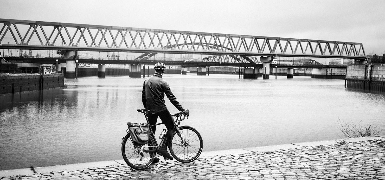 photo bergamont Bruno Vélo saint clair de la tour